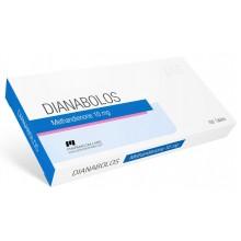 DIANABOLOS Метандиенон 10 мг, 100 таблеток, Pharmacom LABS