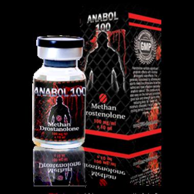 ANABOL 100 Инъекционный Метан Метандростенолон 100 мг/мл 10 мл, UFC PHARM в Кокшетау