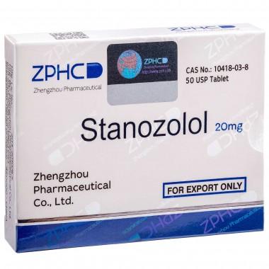 Stanozolol Станозолол оральный 20 мг, 50 таблеток, ZPHC в Кокшетау