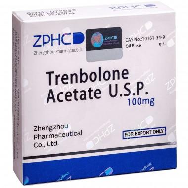 Trenbolone Acetate 100 мг, 10 ампул, ZPHC в Кокшетау