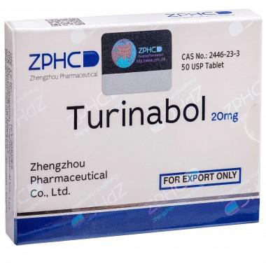 Turinabol Туринабол 20 мг, 50 таблеток, ZPHC в Кокшетау